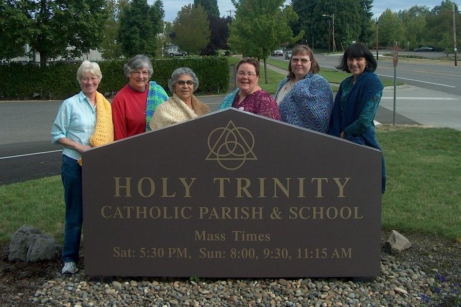 Prayer Shawl Ministry - Holy Trinity Catholic Church